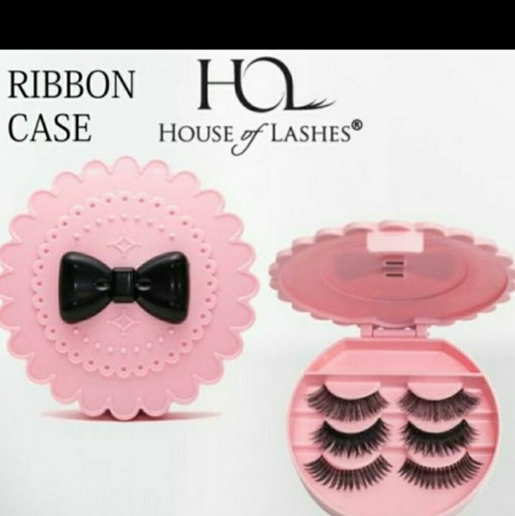 House of Lashes Ribbon Case